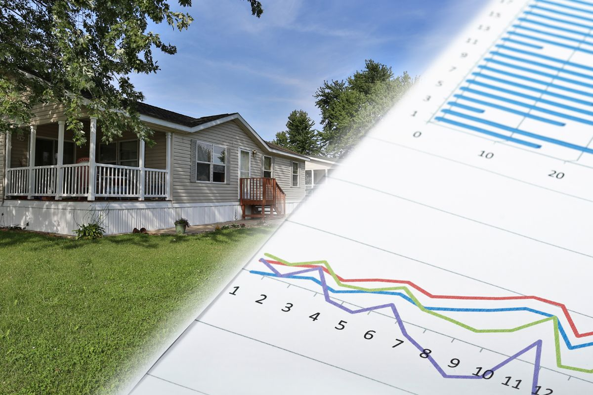 manufactured housing industry market data
