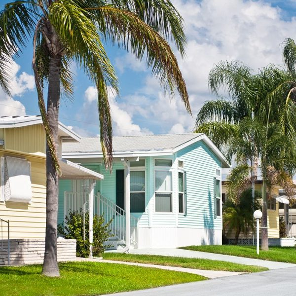 manufactured mobile home community inspections