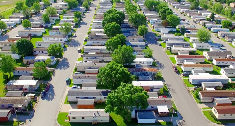 mobile home community owners