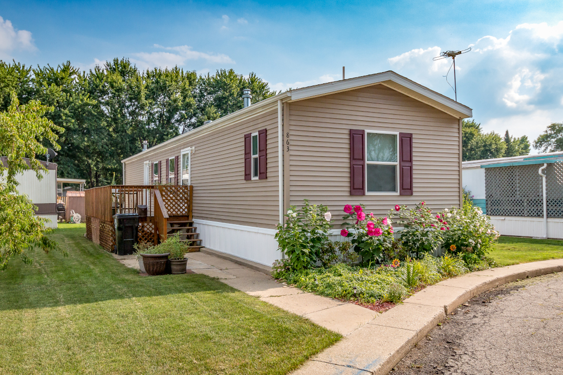 jlt market reports manufactured home community