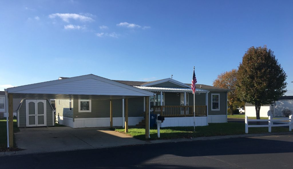 illinois manufactured home community jlt reports